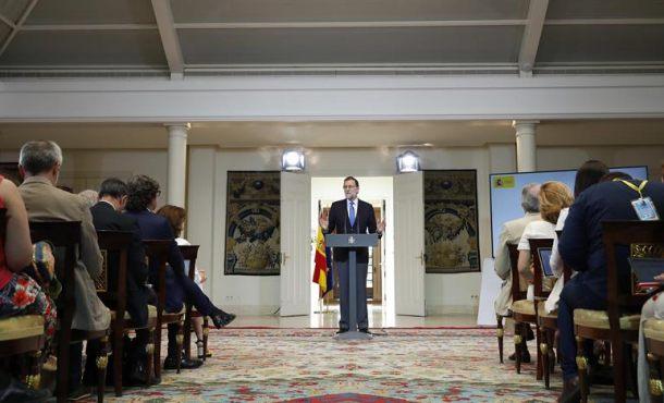 """Rajoy """"desconoce"""" quien ordena a la Guardia Civil interrogar a cargos del Gobierno catalán"""