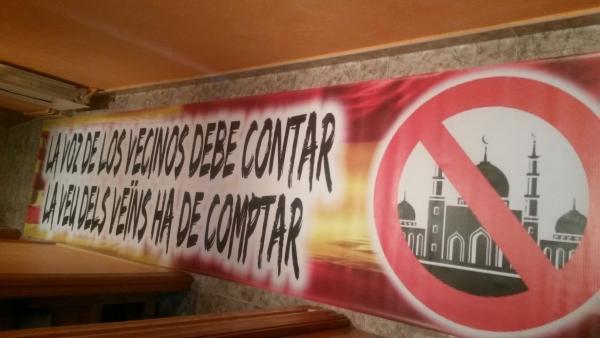 Convocan manifestación contra la Mezquita de San Feliú de Llobregat (Barcelona) por radicalización