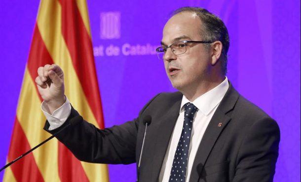 """Turull: """"La democracia no está en venta"""", que Rajoy y PP tengan claro que """"habrá referéndum"""""""