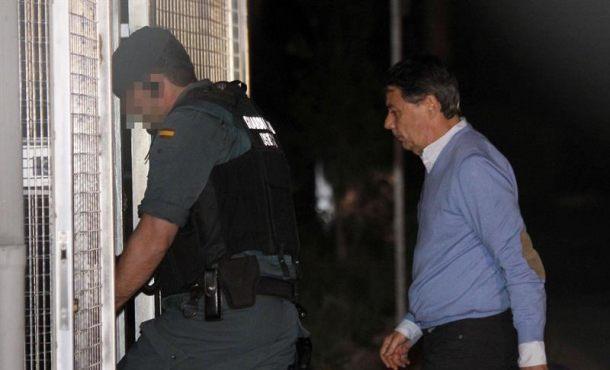 Los presos: ex presidente de Madrid, Ignacio González (PP) y su hermano, hoy ante el juez