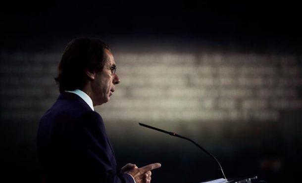 """Aznar:Maduro es """"el incendiario que se presenta como bombero"""" con excarcelación del preso López"""