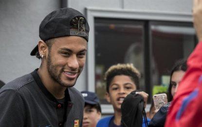 El PSG quiere cerrar la negociación de Neymar esta semana