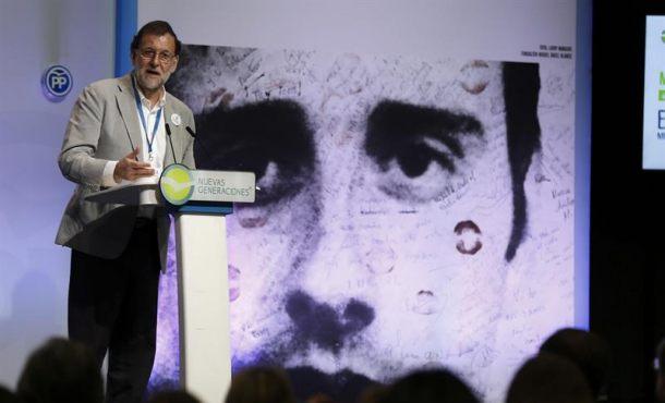 Rajoy: El único final que le queda a ETA es pedir perdón y desaparecer
