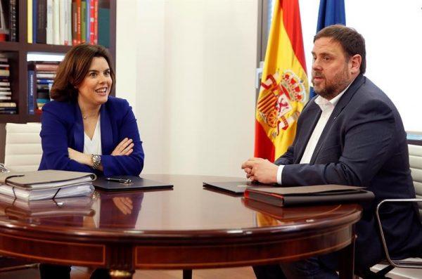 """Junqueras """"no dejará el futuro de Cataluña en manos de Rajoy"""", crearemos """"la caja de resistencia"""""""