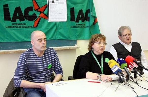 """CATAC pide a funcionarios en Cataluña exigir por escrito órdenes de """"dudosa legalidad"""" del referéndum"""
