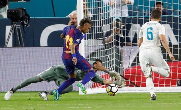 FC Barsa al Real Madrid en el clásico en Miami (EEUU) entre rumores por la marcha de Neymar