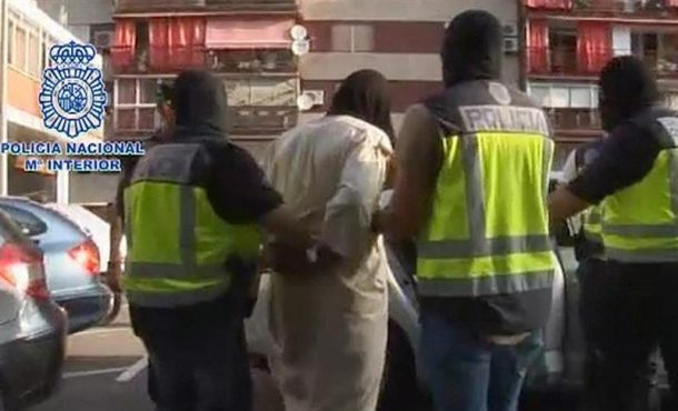 Detenido por yihadismo en Hospitalet (Barcelona) a K.J.A.E.N, español de origen palestino