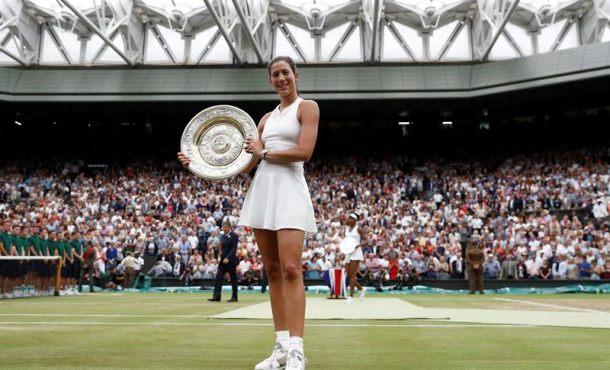 """Unica española en ganar Roland Garros y Wimbledon: """"Quiero ponerme elegante y sentirme guapa"""""""