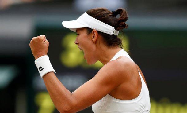 La española Garbiñe Muguruza vence a Venus Williams y gana Wimbledon por primera vez