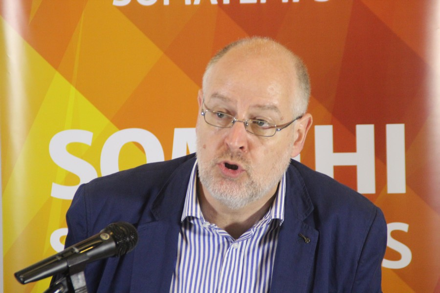 """El profesor Jordi Canal denuncia 'un relato"""" falso de """"historiadores"""" separatistas en Cataluña"""