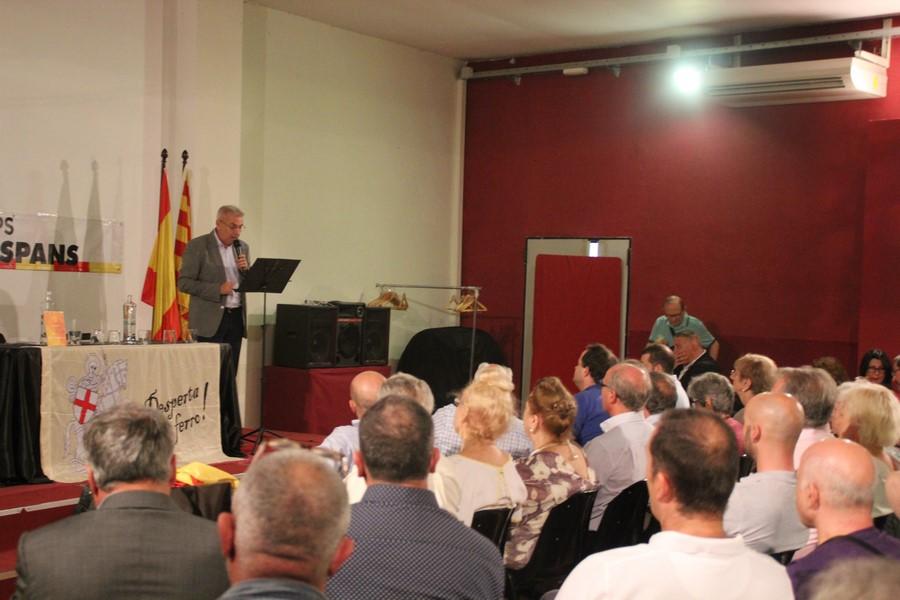 """Alsina: El """"referéndum"""" en Cataluña """"va de soberanía"""", si Rajoy lo """"permite"""" será """"un traidor e inútil"""""""