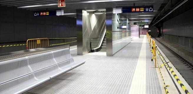 Cierre de la Estación Sabadell Centro hasta noviembre de 2017 por obras