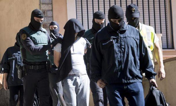Detenido en Madrid un marroquí vinculado al aparato de propaganda de Dáesh