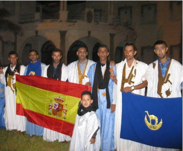 El patriota español de Sidi Ifni abraza la libertad en Marruecos tras años de prisión