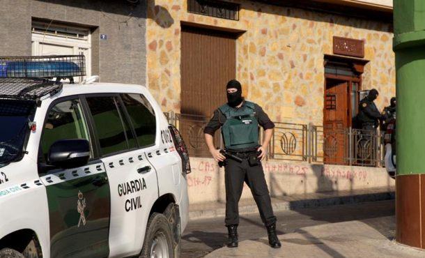 Un marroquí desdeBalmaseda (Vizcaya)mantenía contacto con combatientes en Siria