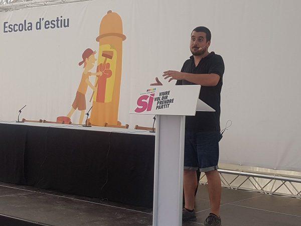 CUP: El recuso de Rajoy al Constitucional contra la 'Lectura Única' no altera el referéndum