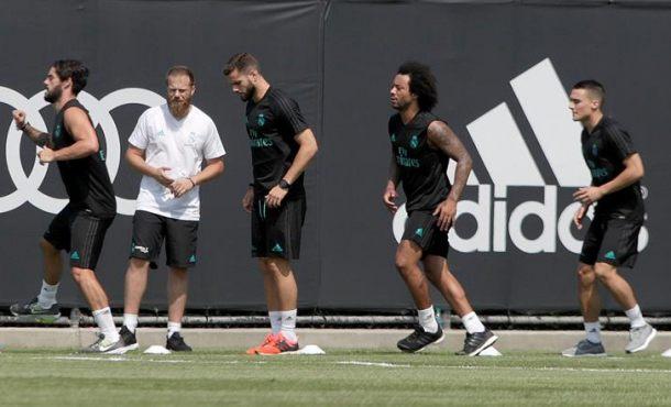 Paquete sospechoso cerca del campo donde Real Madrid hace su pretemporada enCalifornia (EEUU)