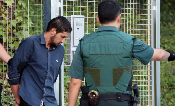 Miembros de célula terrorista islamista de catalana hoy ante el juez