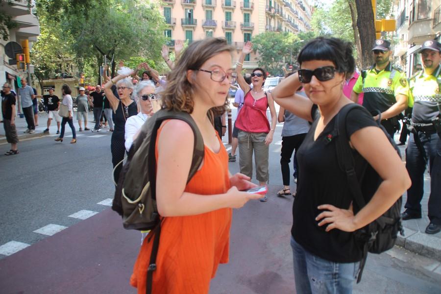"""Policía: CUP tiene una """"estructura"""" para dar una """"respuesta violenta"""" si se prohíbe el referéndum"""