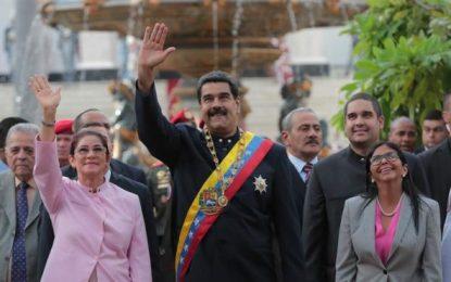 Maduro pide un cónclave para reconocer la legitimidad de su régimen en Latinoamérica