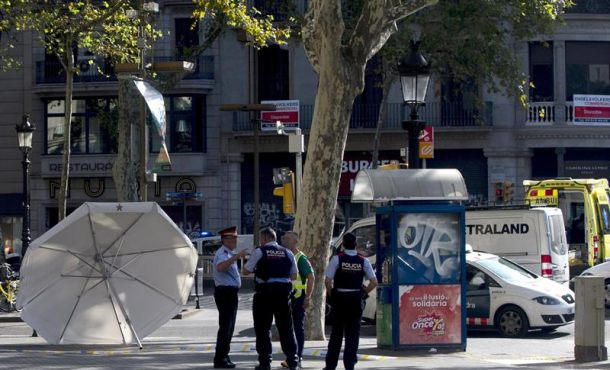 Un detenido en Ripoll (Gerona) relacionado con el atentado islamista de Barcelona