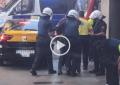 Vídeo detención del sopechoso del atentado terrorista de Barcelona, al menos 3 muertos
