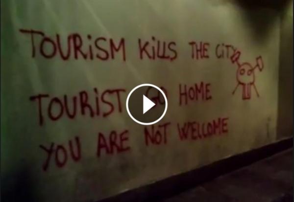"""Hoteles de Barcelona reclaman una respuesta """"muy contundente"""" contra ataques de CUP"""