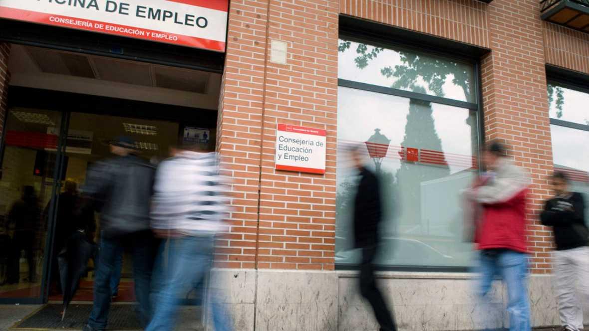 Baja el paro en 26.887 personas en julio, España tiene un total de 3.335.924 parados