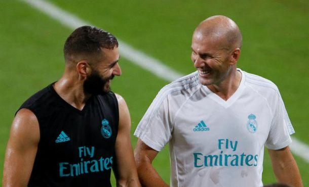 El Real Madrid disputará la Supercopa de Europa ante Manchester con toda la plantilla