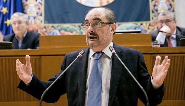 """Aragon denuncia el """"primer acto de rebelión"""" del Gobierno de Cataluña con el Sigena"""