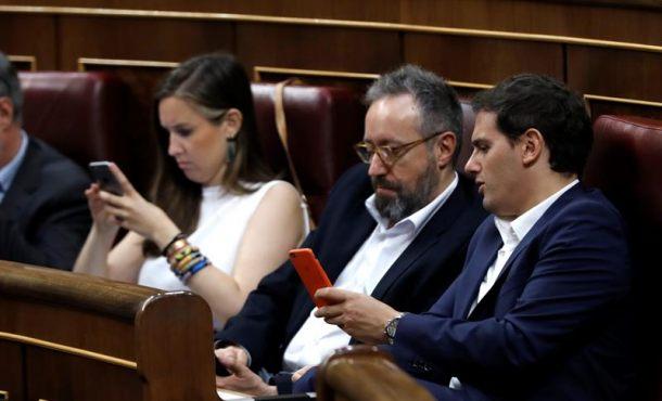 """Cs ve """"razonable"""" dejar de lado su llamada """"regeneración política"""" para seguir con Rajoy"""