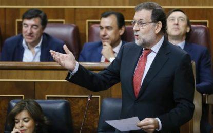 """El Gobierno de Rajoy repite su frase del 8-N 2014:""""lo que sucederá el 1-O no será un referéndum"""""""