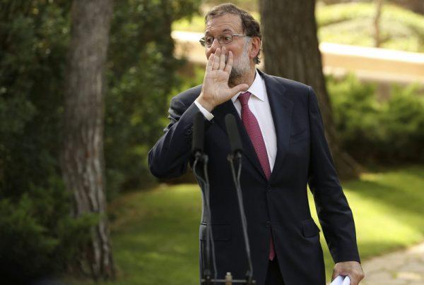 """Rajoy: El 1-O hay que dar un """"mensaje al mundo"""": España es """"un País serio donde se cumple la Ley"""""""
