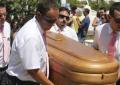 Familiares y amigos despiden a uno de los deportistas españoles más importantes en Ibiza