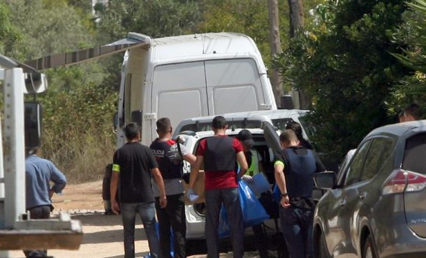 Islamistas catalanes querían atacar la Sagrada Familia en cuanto se secaran sus explosivos