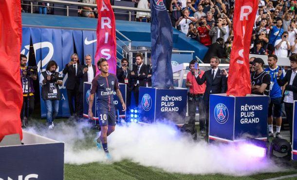 """Neymar al PSG: """"Estoy feliz, encantado con este nuevo desafío. Necesitaré vuestro apoyo"""""""