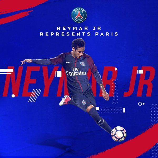 Neymar, nuevo jugador del (PSG) hasta 2022,¡¡¡FIRMADO!!!#BemvindoNeymarJR