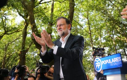 """""""Orgullosos"""" del Rey, """"estuvimos"""" en Cataluña y las """"afrentas"""" separatistas """"no las hemos escuchado"""""""