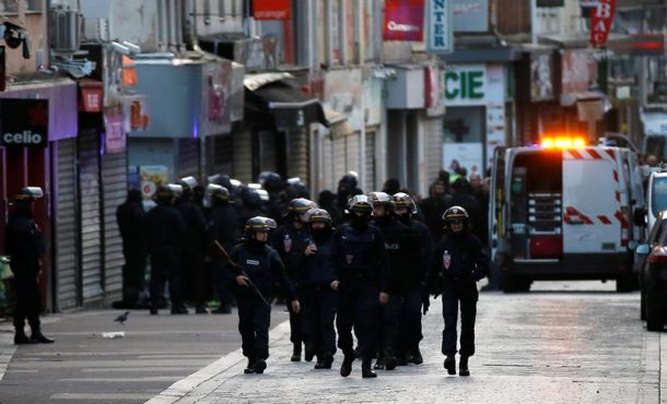 Al menos seis heridos en el atropello a una patrulla militar en Levallois Perret (París)