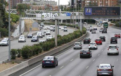 Comienza el retorno del verano con 6,1 millones de desplazamientos de tráfico