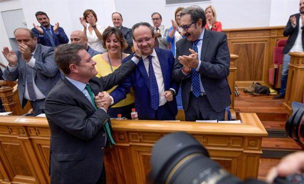 PSOE y Podemos aprueban el segundo presupuesto de Castilla-La Mancha
