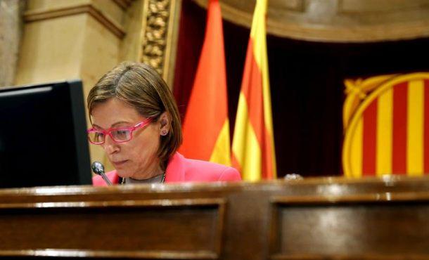 Querella contra la Mesa del Parlamento catalán por desobediencia y prevaricación