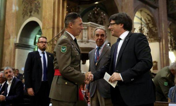 Puigdemont facilita las instrucciones para buscar dónde votar el 1-O en Cataluña