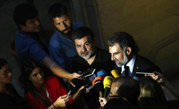 Activan una «Caja de Solidaridad» de catalanes de buena fe para a pagar la fianza del 9N