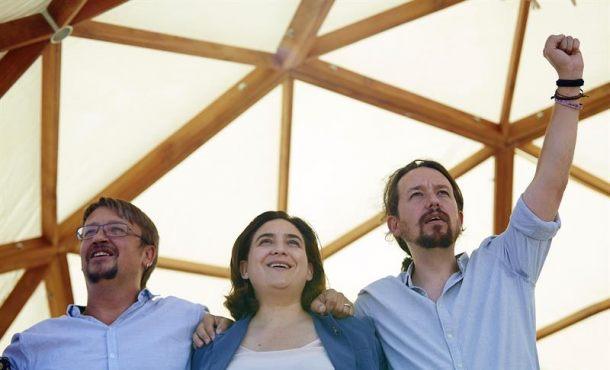 El desafío del 1-O deja a Podemos sin aliento,cualquier posicionamiento le pasará factura