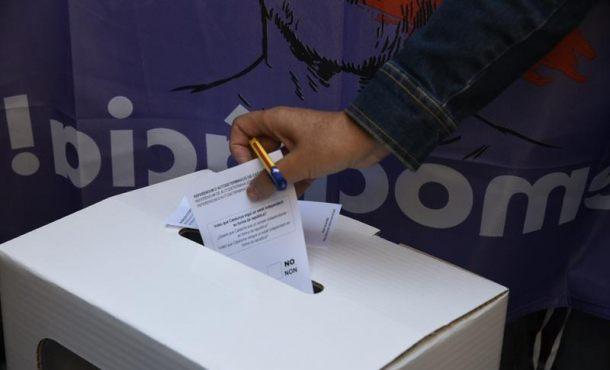La Guardia Civil interviene cerca de 9 millones de papeletas del 1-O Bigas y Riells (Barcelona)
