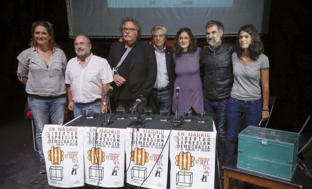 """ERC llama a los españoles a rebelarse contra """"el Gobierno y PSOE"""" por poner """"en jaque la Democracia"""""""