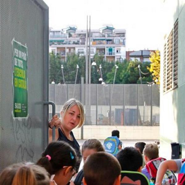 Los Mozos identifican a responsables de colegios electorales del referéndum del 1-O
