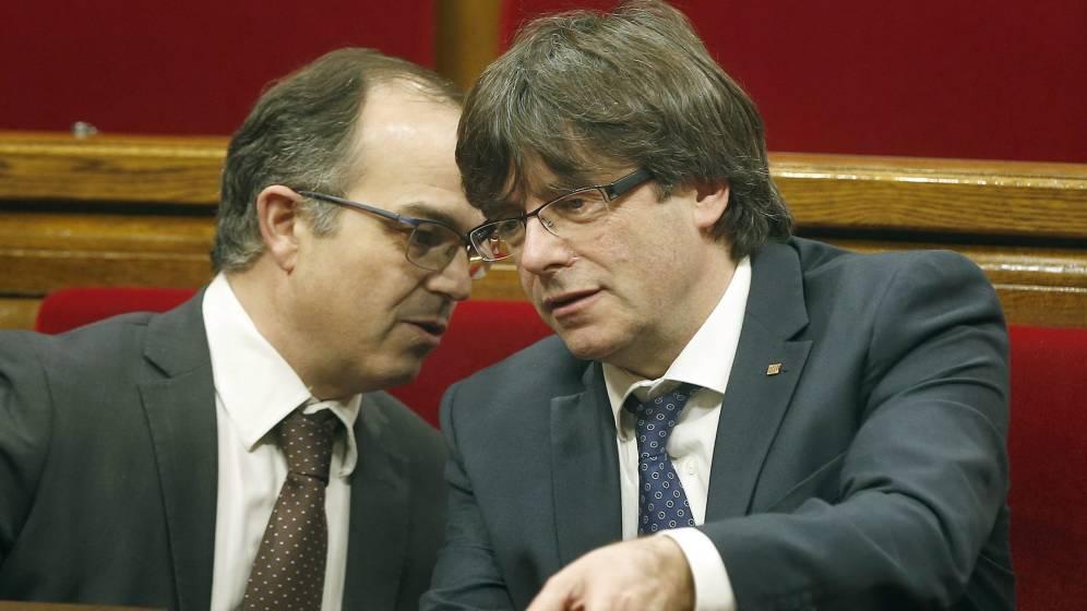 """La Generalidad pide a los catalanesimprimir ellos mismos las """"papeletas"""" para votar el 1-O"""