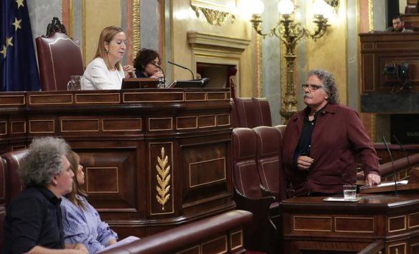 El Congreso, una olla a presión por Cataluña